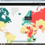Glopba peace index 1